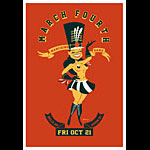 Scrojo MarchFourth Marching Band Poster