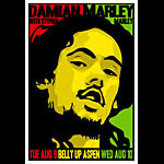 Scrojo Damian Marley with Stephen Marley Poster