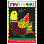 Scrojo Matisyahu Poster