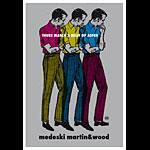 Scrojo Medeski Martin & Wood Poster