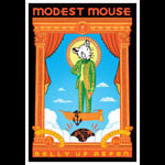 Scrojo Modest Mouse Poster