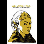 Scrojo Ms. Lauryn Hill Poster