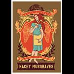 Scrojo Kacey Musgraves Poster