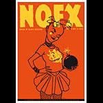 Scrojo NOFX Poster
