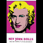 Scrojo New York Dolls Poster