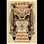 Scrojo Nahko and Medicine for the People Poster