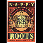 Scrojo Nappy Roots Poster