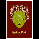Scrojo Graham Nash Poster