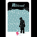 Scrojo The National Poster