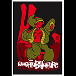 Scrojo Naughty By Nature Poster