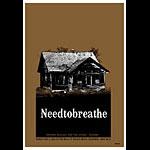 Scrojo Needtobreathe Poster