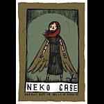 Scrojo Neko Case Poster