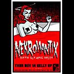 Scrojo Nekromantix Poster