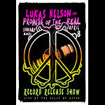 Scrojo Lukas Nelson and Promise of the Real Poster