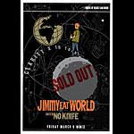 Scrojo Jimmy Eat World Poster