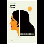 Scrojo Norah Jones Poster