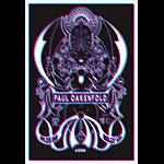 Scrojo Paul Oakenfold Poster