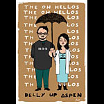 Scrojo The Oh Hellos Poster