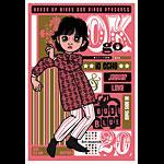 Scrojo OK Go Poster