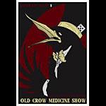 Scrojo Old Crow Medicine Show Poster