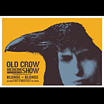 Scrojo Old Crow Medicine Show Poster