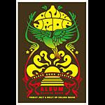 Scrojo One Drop - Black Door Diaries Album Release Show Poster