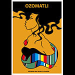 Scrojo Ozomatli Poster