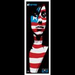 Scrojo PJ Harvey Poster