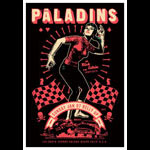 Scrojo The Paladins Poster