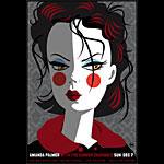 Scrojo Amanda Palmer Poster