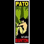 Scrojo Pato Banton Poster
