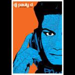 Scrojo DJ Pauly D Poster