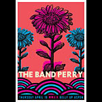 Scrojo The Band Perry Poster
