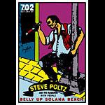Scrojo Steve Poltz and the Rugburns Poster