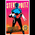Scrojo Steve Poltz 50th Birthday Show Poster