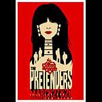 Scrojo The Pretenders Poster