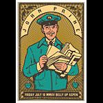 Scrojo John Prine Poster
