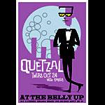 Scrojo Quetzal Poster