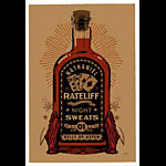 Scrojo Nathaniel Rateliff and the Night Sweats Poster