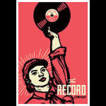 Scrojo The Record Company Poster