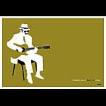 Scrojo Leon Redbone Poster