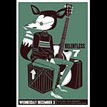 Scrojo Relentless 7 Poster