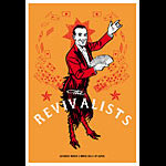 Scrojo The Revivalists Poster