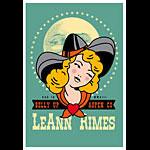 Scrojo LeAnn Rimes Poster