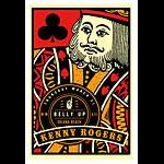 Scrojo Kenny Rogers Poster