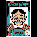 Scrojo Rogue Wave Poster