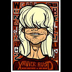 Scrojo Xavier Rudd Poster