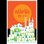 Scrojo Rufus Du Sol Poster