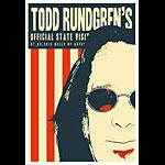 Scrojo Todd Rundgren Poster