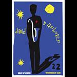 Scrojo David Sanborn Poster